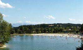 base de loisirs lac de romagnieu